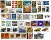 Почтовые марки Украины 1999 год