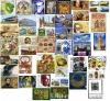 Почтовые марки Украины 2013 год