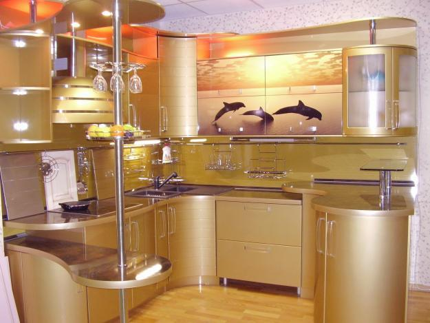 Золотистая кухня