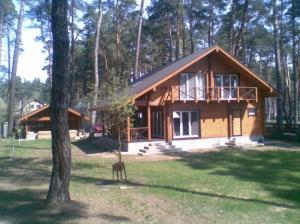 Фото срубы Дома из оцилиндрованного бревна