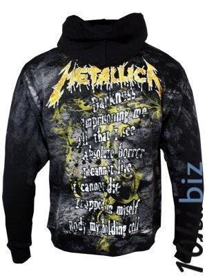 Metallica Купить Куртку