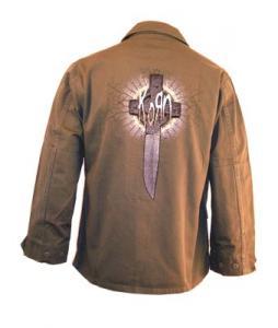 Фото Верхняя одежда, Мужская, Куртки Музыка Куртка KORN MILITARY