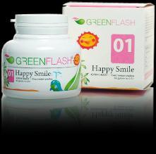 Фото Здоровье, Greenflash 01 Happy Smile