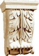 Фото Лепнина из полиуретана Gaudi , Harmony, Консоли полиуретан  Gaudi Decor /  B 964