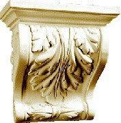 Фото Лепнина из полиуретана Gaudi , Harmony, Консоли полиуретан  Gaudi Decor / B 966