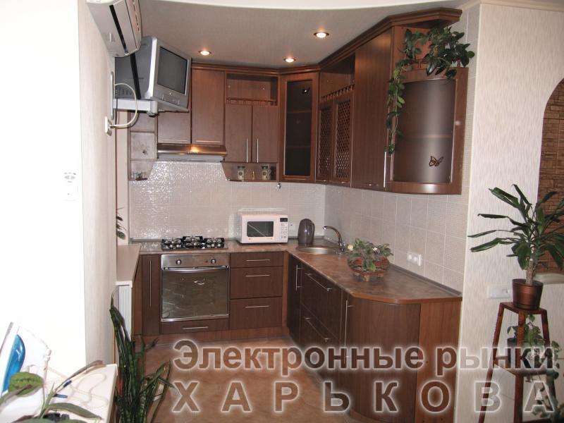 Кухня угловая 17