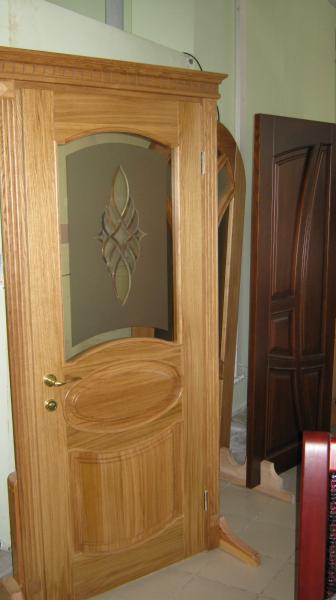 двери входные из массива под заказ