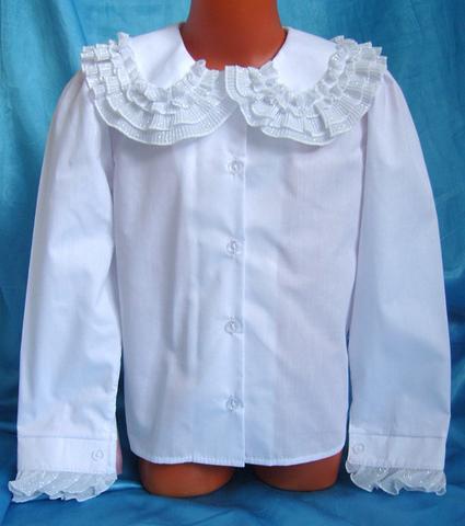 Красивые Блузки Для Первоклассниц