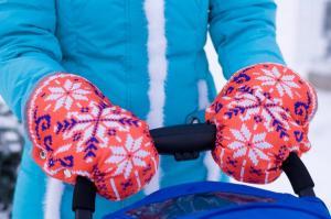 Фото Товары для мам Муфты для санок и колясок