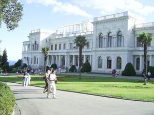 Фото Экскурсии по Крыму. Ливадийский дворец