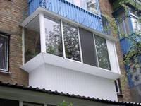 Фото  Ремонт фасадов зданий