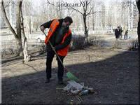 Фото  Утилизация, уборка и вывоз мусора контейнерами.