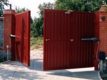 Фото  Ворота, двери, рольставни и перегрузочное оборудование