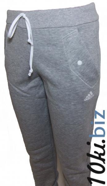 Женские спортивные  штаны на байке 21041