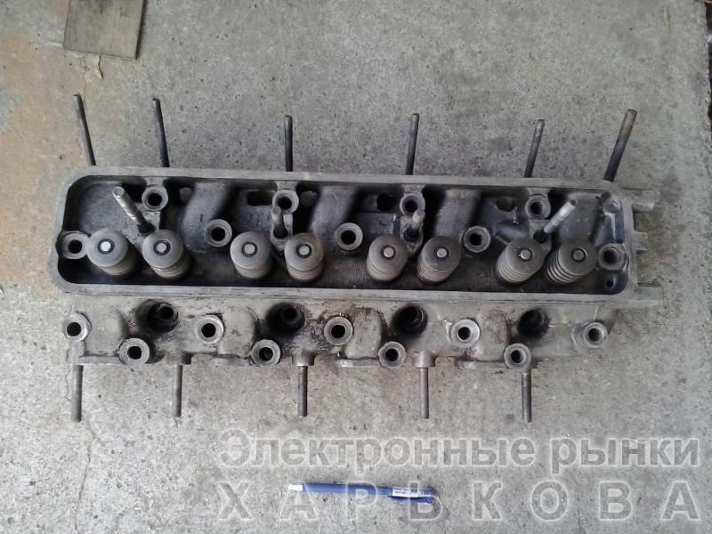 Головка блока цилиндров на ГАЗ-53