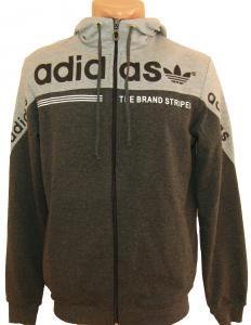Фото Вся спортивная мужская одежда Спортивная кофта с капюшоном 11020
