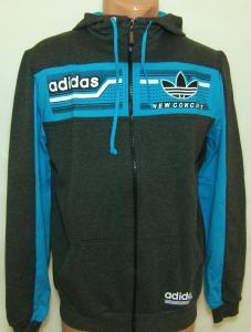 Фото Вся спортивная мужская одежда Кофта с капюшоном 11026 (только М и Л)