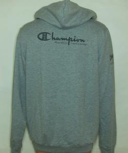 Фото Вся спортивная мужская одежда Спортивная кофта с капюшоном 11039 (только Л)