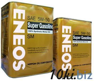 ENEOS 5W50 4л синт.