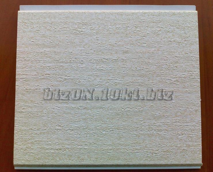 Фото Панели  ПВХ ламинированные  «DECOMAX» «Травертино»   (Арт. УД10) пластиковые панели ПВХ ламинированные