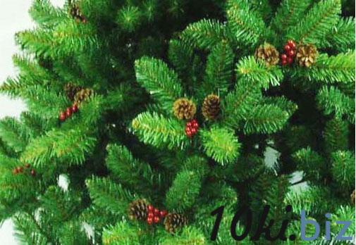 Зеленые елки