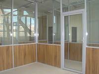 Фото Раздвижные стены и перегородки для офисов