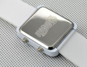 Фото Часы Часы с изображением Шарингана бинарные