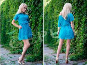 Фото УКРАИНА, Короткие платья 2250