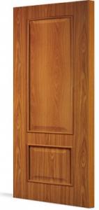 Фото Ламинированные Двери Межкомнатная дверь Тип С-5 с объемной филенкой