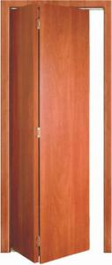 Фото Складные межкомнатные двери Межкомнатная складная дверь-книжка ДПГ