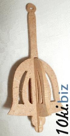 3D - колокольчик 01