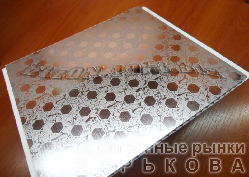 Пластик зеркальный из акрила полистирола и