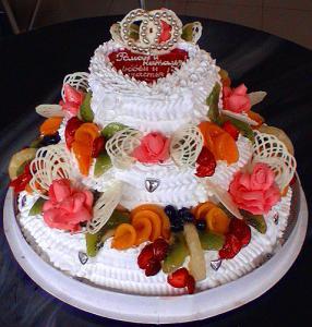 Фото Торты на заказ Изготовление тортов по Вашему заказу