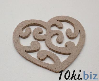 Сердце 06 Орнамент