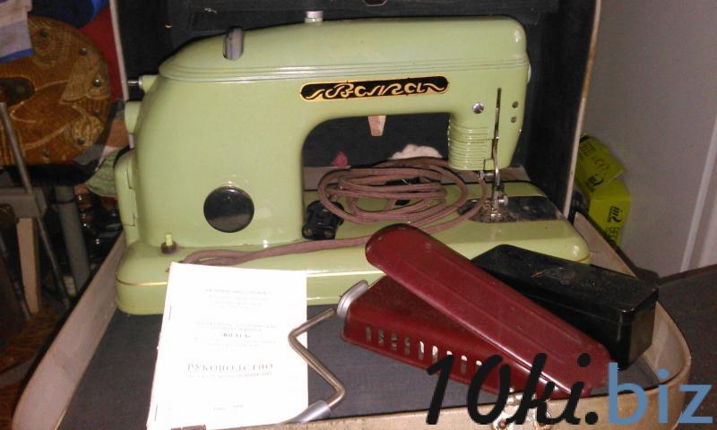 инструкция к швейной машинке волга - фото 6