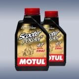 Фото  MOTUL SCOOTER POWER 4T 5W-40