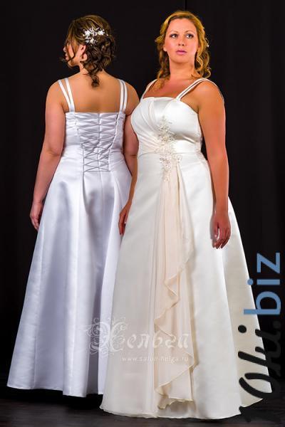 Свадебное платье большого размера, модель Кэрри
