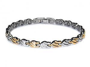 Фото Магнитные браслеты, Стальные Магнитный стальной браслет Лия