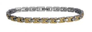 Фото Магнитные браслеты, Стальные Магнитный стальной браслет Айгерим
