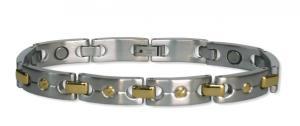 Фото Магнитные браслеты, Стальные Магнитный стальной браслет Адриана