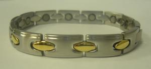 Фото Магнитные браслеты, Стальные Магнитный стальной браслет Мадина