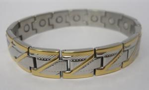 Фото Магнитные браслеты, Стальные Магнитный стальной браслет Стюарт