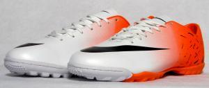 Фото СОРОКОНОЖКИ Сороконожки Mercurial Victory оранжево-белые