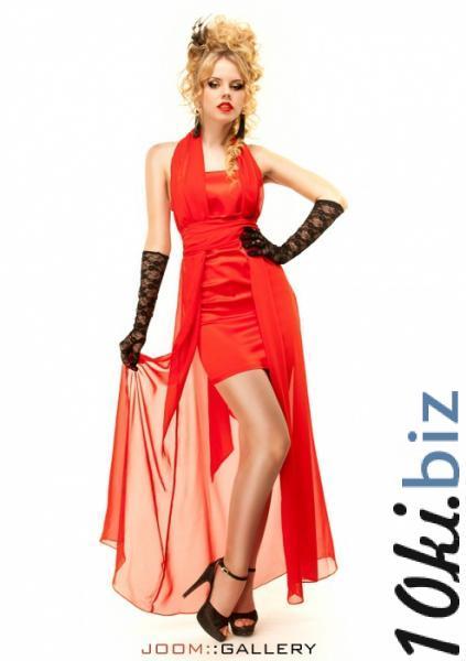 Короткое платье Лазурь