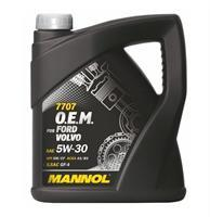 Фото Масла импортные , MANNOL MANNOL  5W-30 O.E.M. for Ford Volvo синт. 1л