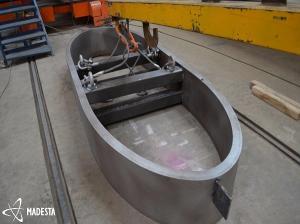Фото Металлообработка в Севастополе, для тяжелого машиностроения детали для тяжелого машиностроения, атомной промышленности