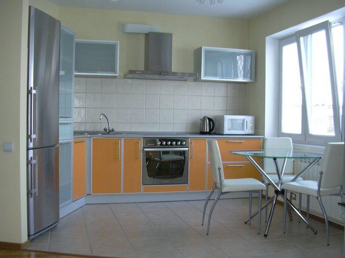 Ремонт кухни 9 квм в панельном доме