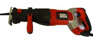 Фото Инструмент, Пилы сабельные и электроножовки Сабельная пила Black&Decker RS1050E