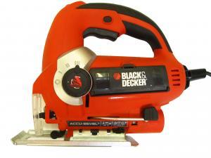 Фото Инструмент, Электролобзики и дисковые пилы Электролобзик Black&Decker KS900E