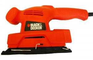 Фото Инструмент, Виброшлифмашины Виброшлифмашина Black&Decker KA300